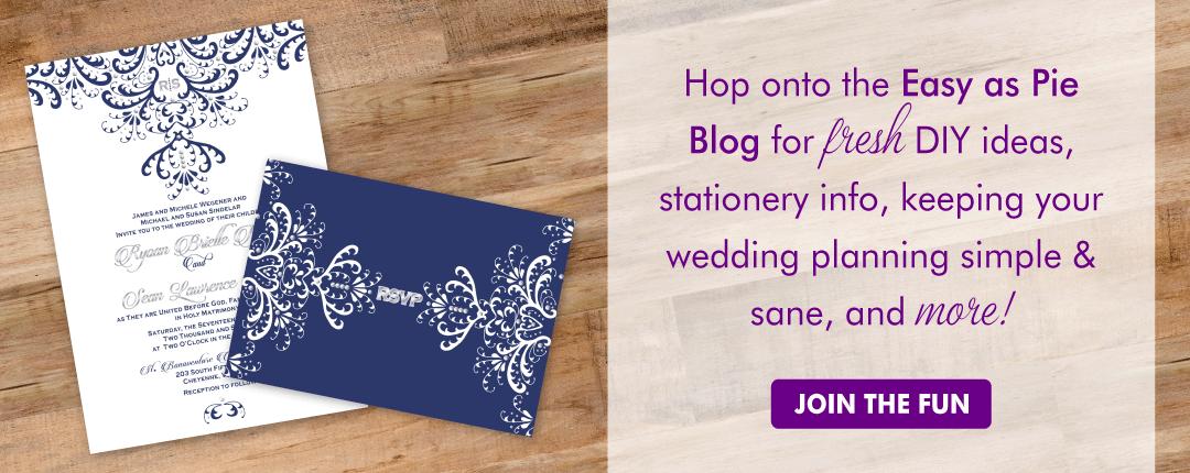 Wedding Stationery Blog